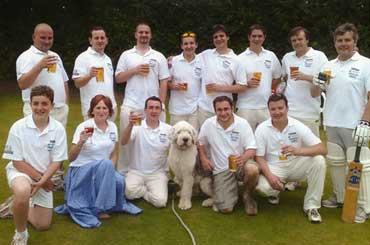 The Bell Inn Cricket team