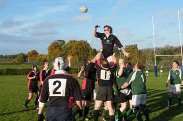 Wendon Ambo Rugby  Team